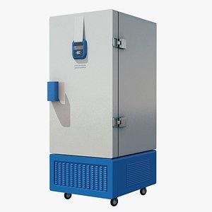 3D model medical freezer ultra