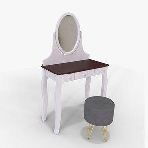 dressing table model