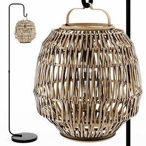 BORI Lantern 3D model