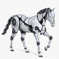 Antares Horse Robot