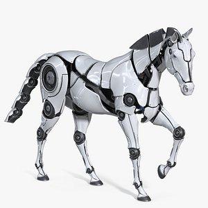 3D horse robot