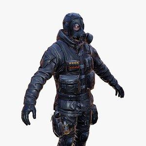 3D swat model