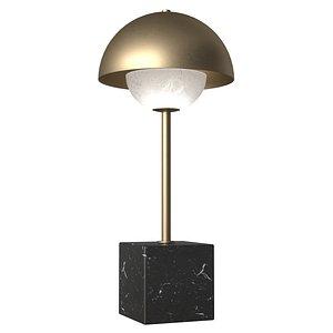 3D model Covi e Puccioni Apollo Table Lamp