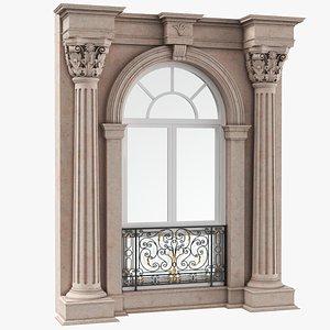 3D Classic Window