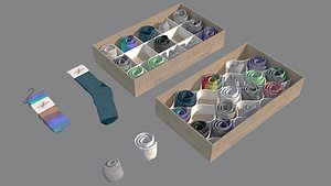 covered furniture model