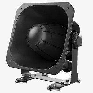 Acoustic Speaker 3D model
