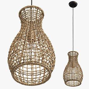 3D joybird georgia light