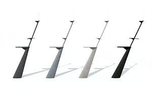 ship mast d 3D