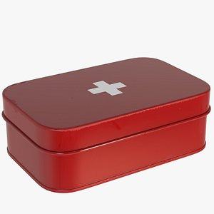 Pharmacy Box 3D model
