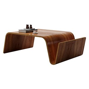 3D Brookside Coffee Table
