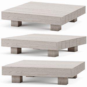 lubek table 3D model