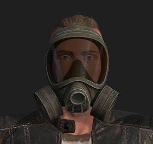 apocalypse survivor 3D model
