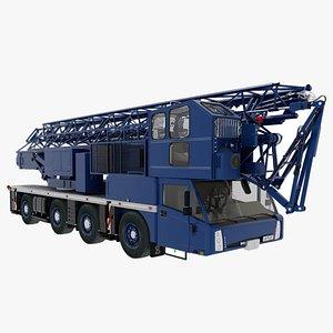 Mobile Crane Spierings  AT4 3D model
