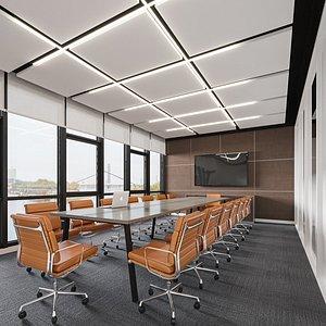 3D room meeting
