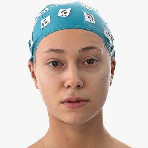 head human scan 3D model