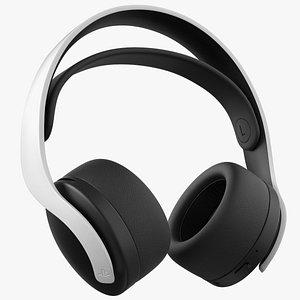 3D pulse wireless headset ps5