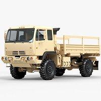 Cargo Military Truck FMTV M1078