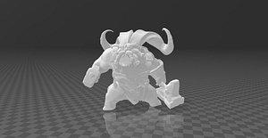 Ornn 3D model