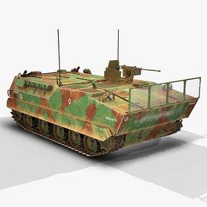 Vbtp XMP 1 SL Charrua II 3D model