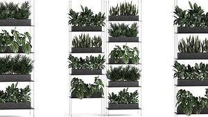 3D vertical gardening