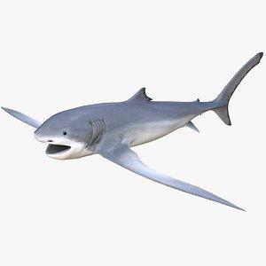 3D model Eagle Shark Aquilolamna milarcae
