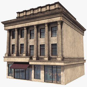 building apartment newcastle 3D