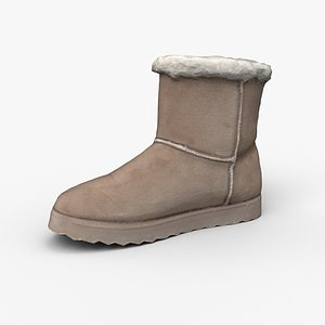 3D boots ready