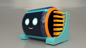 3D Character v36 model