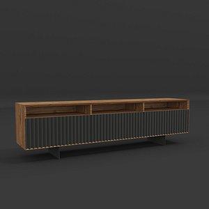 3D model Classi TV Stand