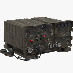 3D Receiver Transmitter RT-66GRC