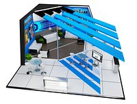 Booth Exhibition Stand a460a