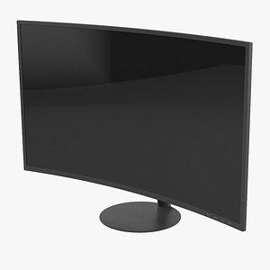 3D Generic Monitor