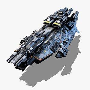 SF Destroyer SR5