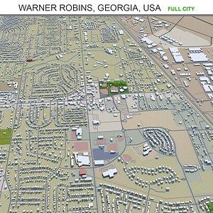 3D Warner Robins Georgia USA