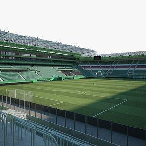 allianz stadion 3D model