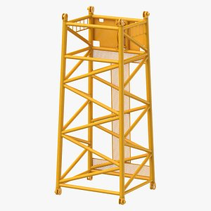 3D crane sl reducing section