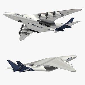 3D HyperCargo Lufthansa