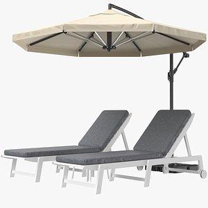 sun lounge lounger model