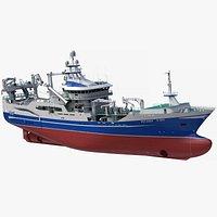 Fishing Vessel MFV Voyager N905