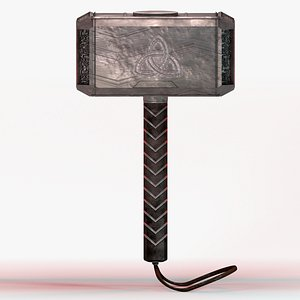 3D Mjolnir - Thor Hammer not accurate