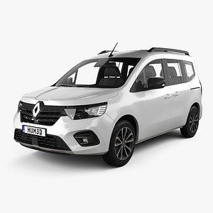 Renault Kangoo 2021 3D