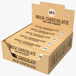 3D model Chocolate Box
