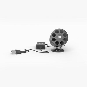 Dental Composite Heater Dental AR Heat Composite Warmer Dental Heating Machine for Resin 3D model