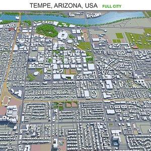 3D Tempe Arizona USA