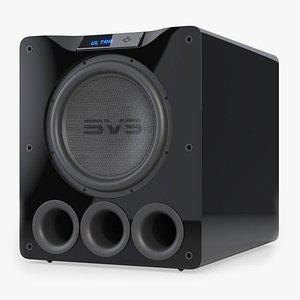 SVS PB16-Ultra 3D model