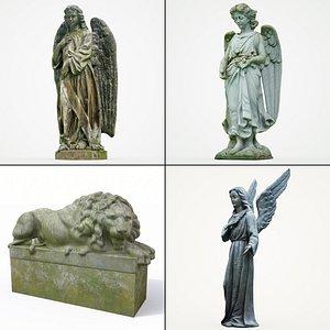 statues 3D