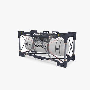Storage Tank 3D