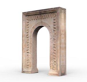 3D Middle East Gateway