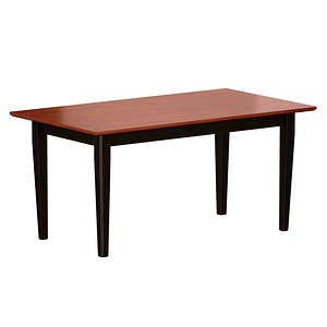 Pranzo II Bruno Extension Dining Table 3D
