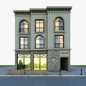 3D Classic Home